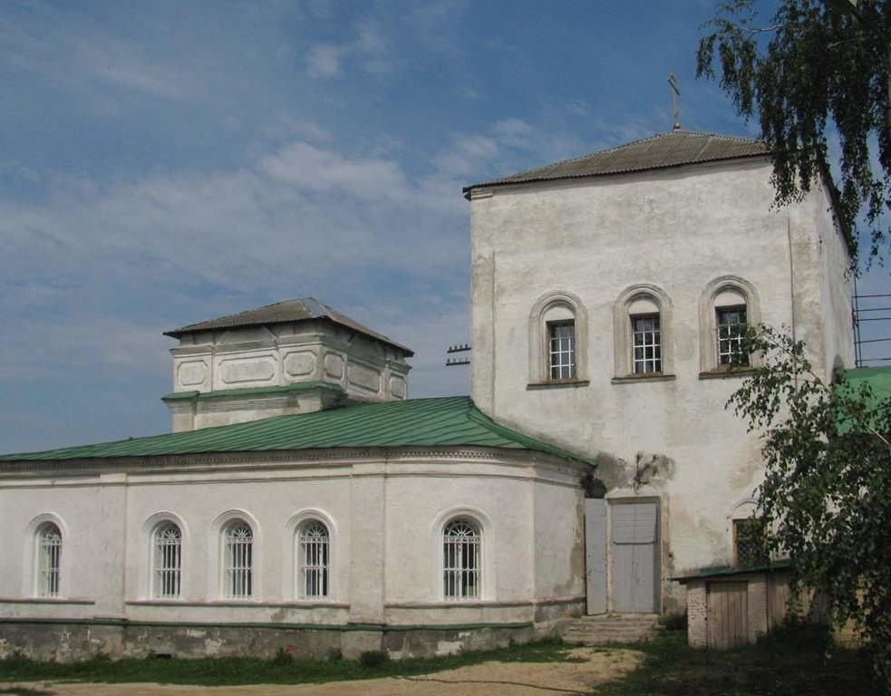 Никитский храм г. Коломна